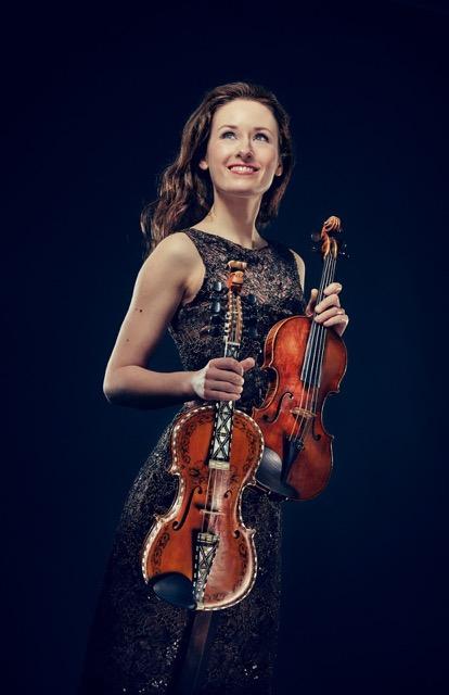 RAGNHILD HEMSING  Violin/Hardanger fiddle