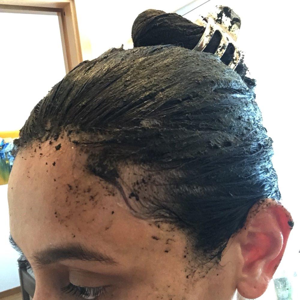 Henna Hair Dye At Home La Mama Tropicana