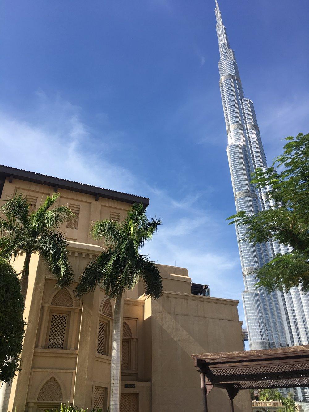 Dubai with Baby — LA MAMA TROPICANA
