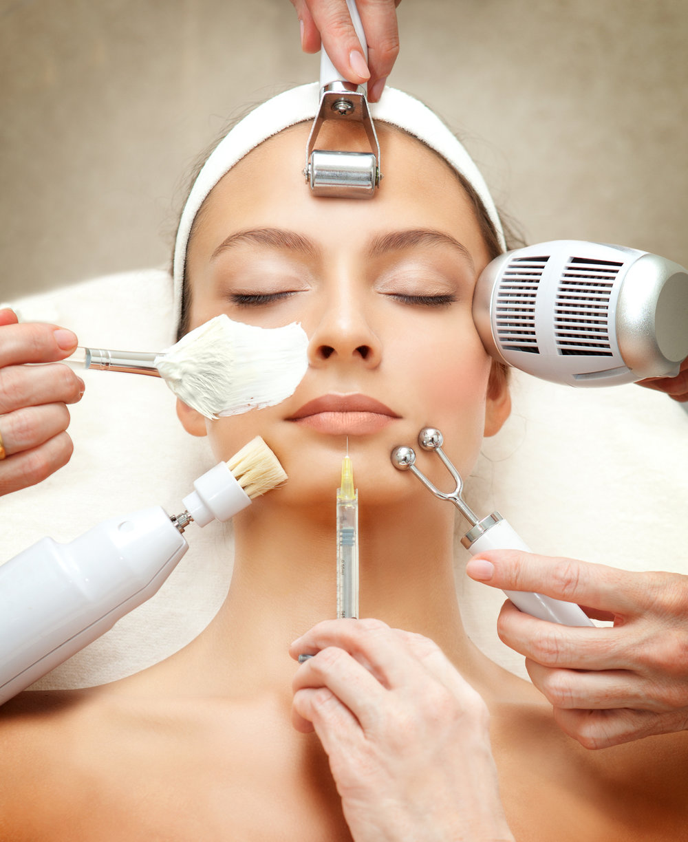 Treat your face to a facial at SW1