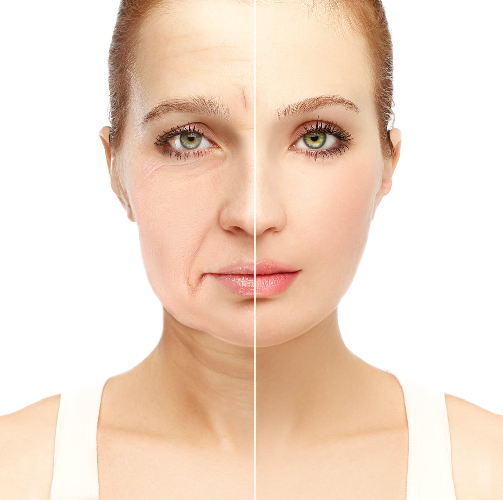 Facials that make you age slower