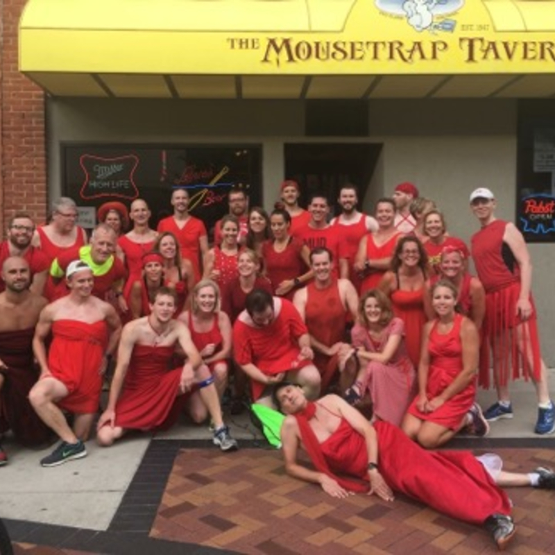 Eau Claire Hash House Harriers -