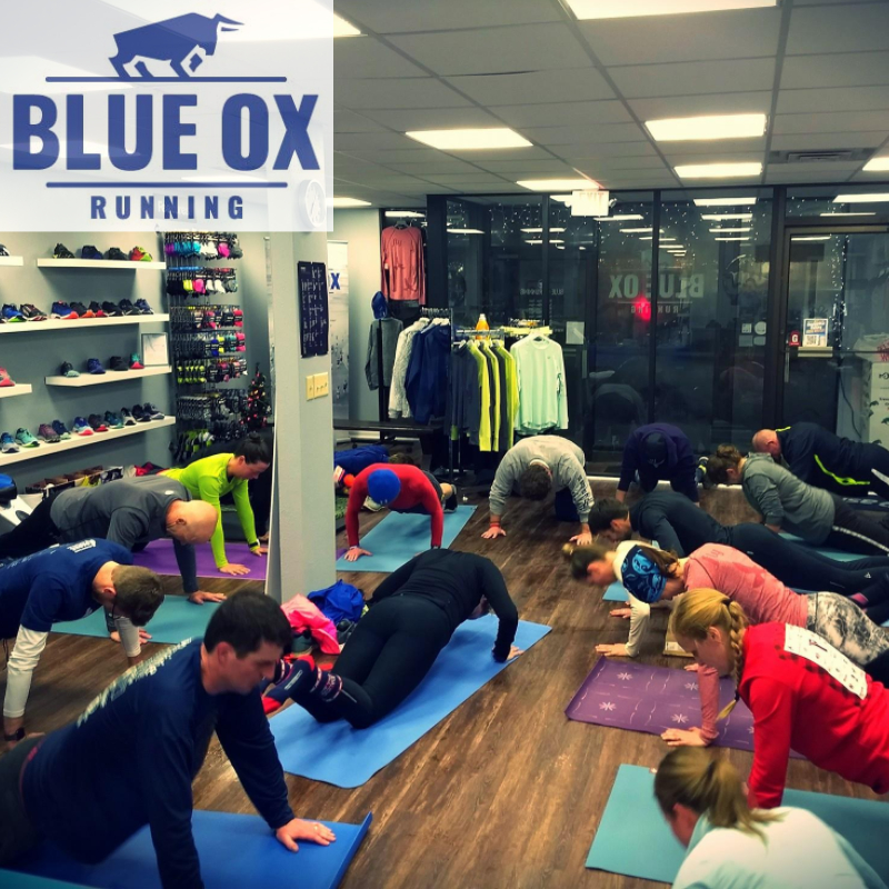 Blue Ox Running Run Club -