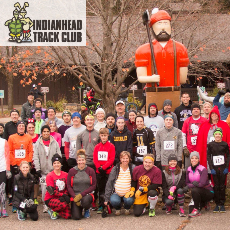 Indianhead Track Club -