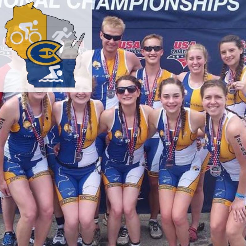 UWEC Triathlon Club Team -