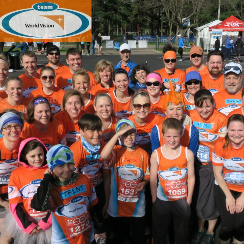Team World Vision -