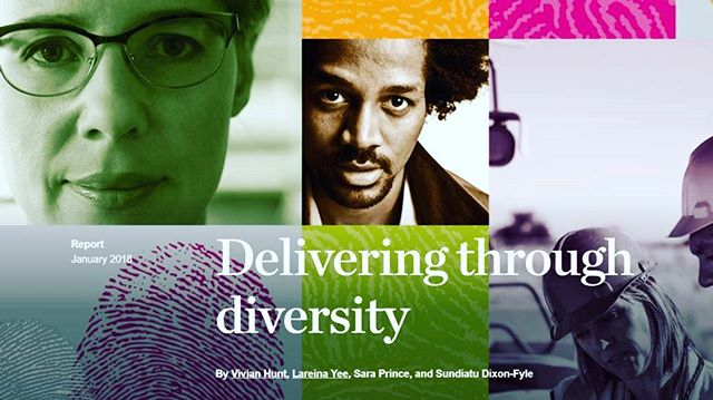 McKinsey's latest report (link in profile) is more proof that it pays to do the right thing.  If your organization needs help exploring, promoting or leveraging diversity as a business opportunity and profit-driver, please get in touch.  Photo cred: McKinsey  #montclair #business #strategy #consulting #diversity #law #lawyer #montclairnj #smallbusiness #inclusion #diversityandinclusion #smallbiz #nonprofit #education #legal #lawyerlife #probono #marketing #communication #research #sales #10x #labor #employment #employmentlaw #money #profits #legal #bottomline