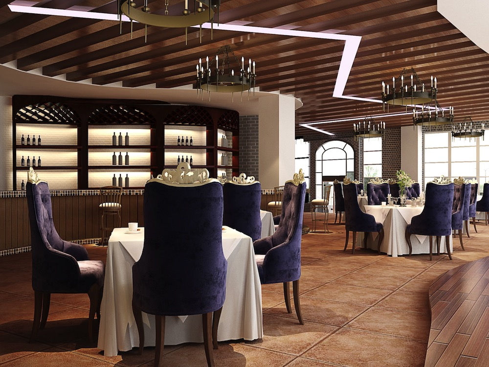 Solutions for restaurants and hotels