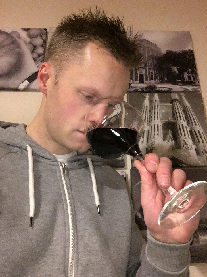 Tom Lelifeld - founder of Wine Rebel project