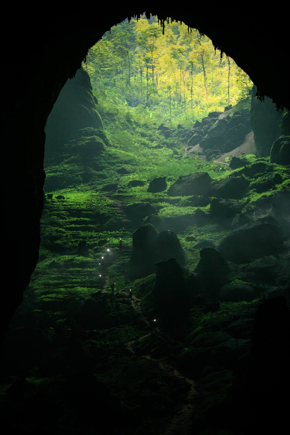 Son Doong, Vietnam