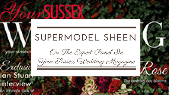 YOUR SUSSEX WEDDING MAGAZINE: MAKE-UP ARTIST ON THEIR EXPERT PANEL