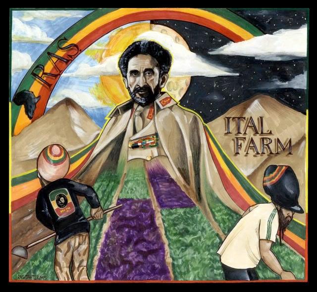 Artist:  Ras Terms   Title: Ital Farm (n.d.)   Source:  Ras Shaun 1:http://s84.photobucket.com/user/Ras_shaun1/media/6364.jpg.html