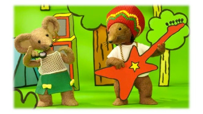 Rastamouse (2011)   Photo: http://www.locatetv.com/blog/tag/rastamouse/  Accessed Spring 2013