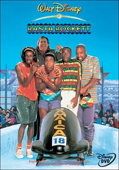 Rasta Rockett (Cool Runnings) (1993)   Photo: http://www.mesddl.net/films/rasta-rockett.html  Accessed Spring 2013