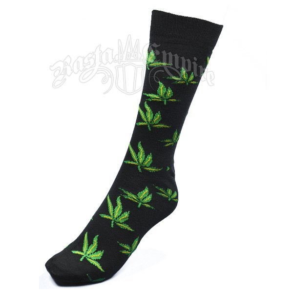 Weed Leaves Socks   Photo: https://www.rastaempire.com/p-1198-weed-leaves-socks.aspx  Accessed Spring 2013
