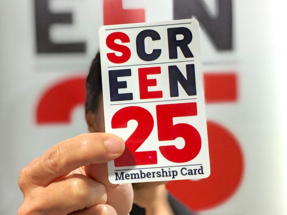Become a member - Our members are our lifeblood, enabling us to carry out our work sustainably. Join us for just £15 a month (or £12 for concessions) and get:Unlimited access to screeningsFree goody bag, with Screen25 tote bag, pin badge & two DVDsYour own personalised plastic membership card10% discount on food and drinkTwo £5 guest tickets per film