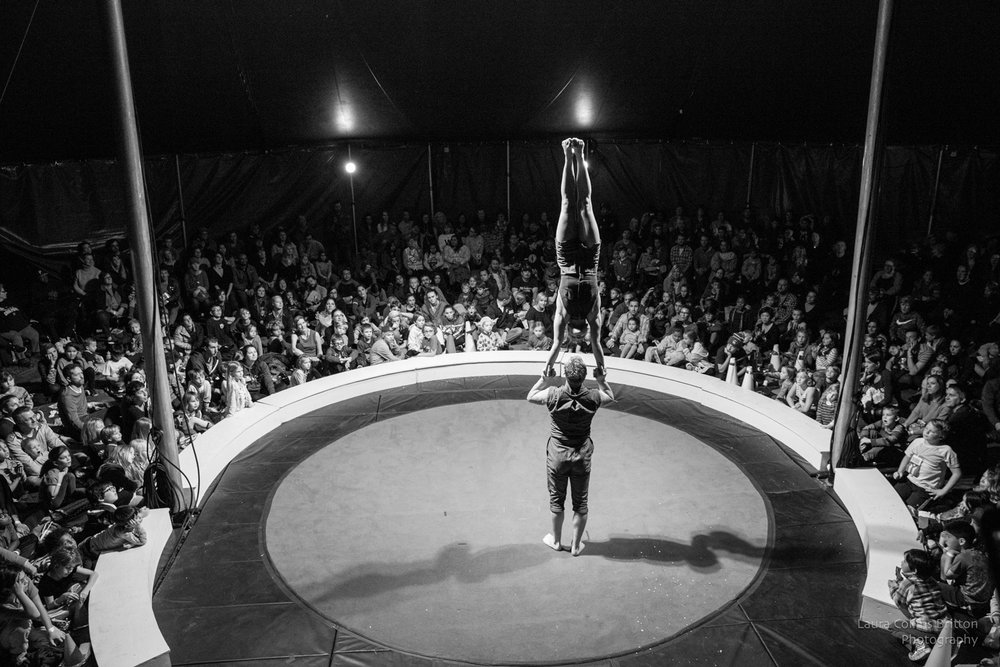 Double your Impact! - Inquire with your company's human resources department to see if your gift to Midnight Circus in the Parks qualifies for a matching gift.