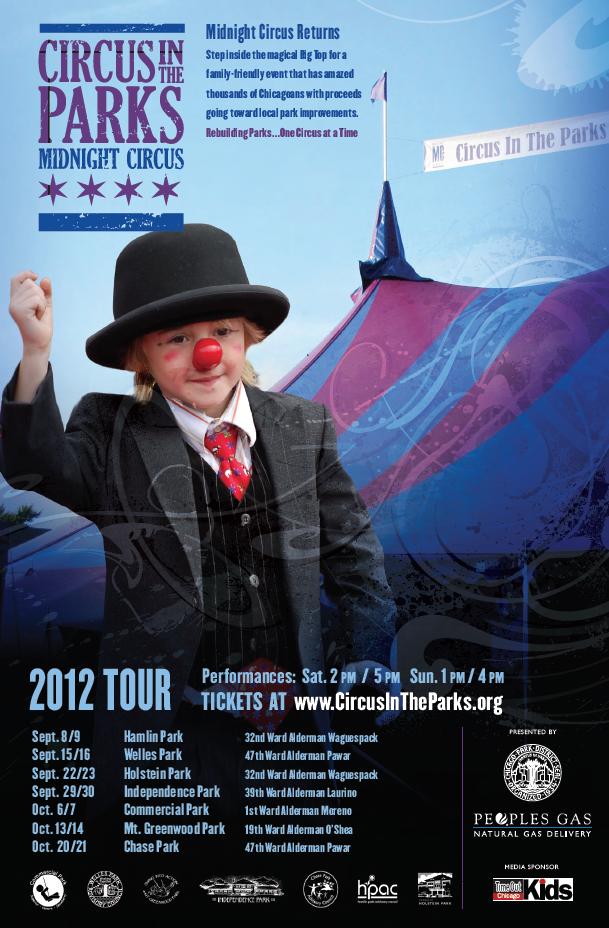 2012 Tour Poster