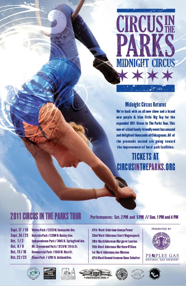2011 Tour Poster