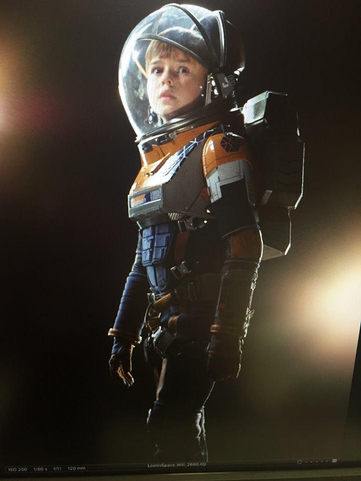 Max Jenkins, Maxwell Jenkins, Lost in Space, Netflix