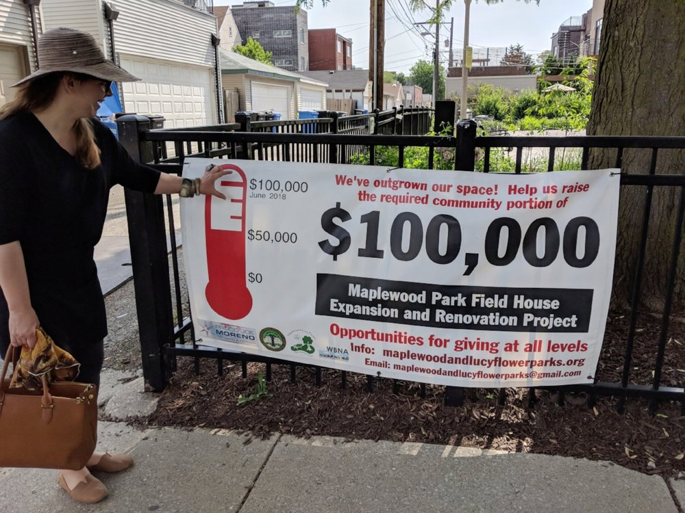 Maplewood Fundraising Gap
