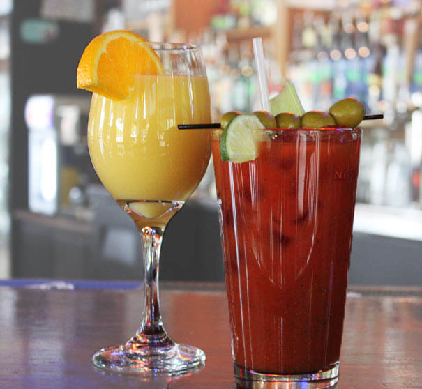 $5 Bloody Mary - Choose Spicy Crab Or Traditional!