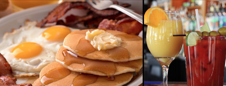 All Your Brunch Favorites and $5 House Mix Bloody Mary's Every Weekend 11-3!