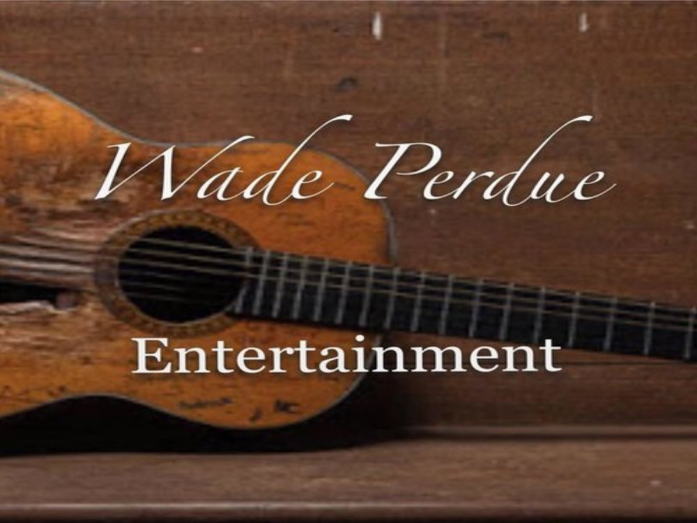 Wade Perdue Live! - Sunday, September 2ndStarting at 7pm