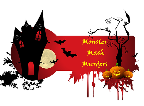 Monster Mash Murder Mystery Dinner Theatre - Saturday October 13th, 2018It's an annual Halloween meeting of ghouls turns