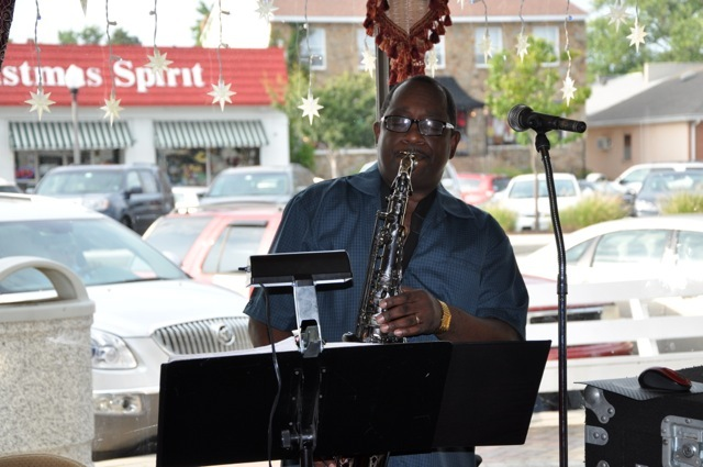 EVERETT SPELLS   Not familiar with Everett Spells? He is a multi-instrumental Jazz Saxophone Player who has mastered the Soprano, Alto, and Tenor saxophones with his favorite being the Tenor!