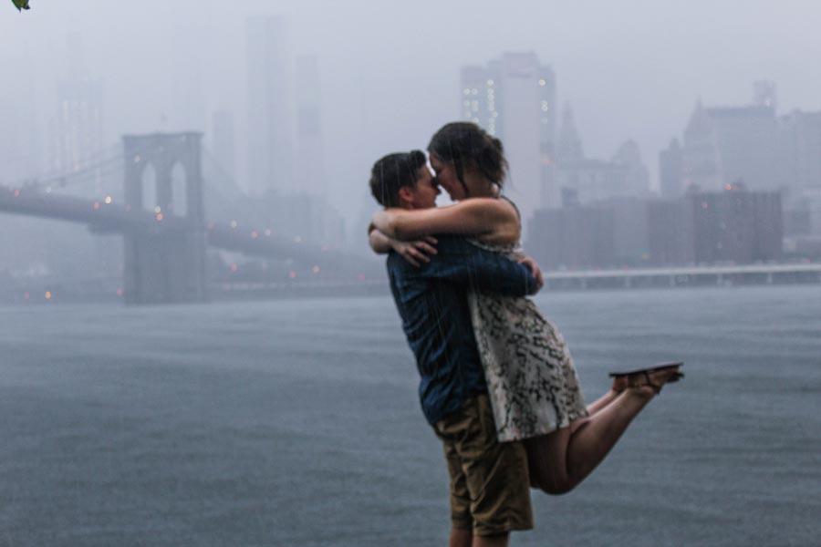 Photo by  Peace Ofure , Brooklyn Bridge, Dumbo, NYC.