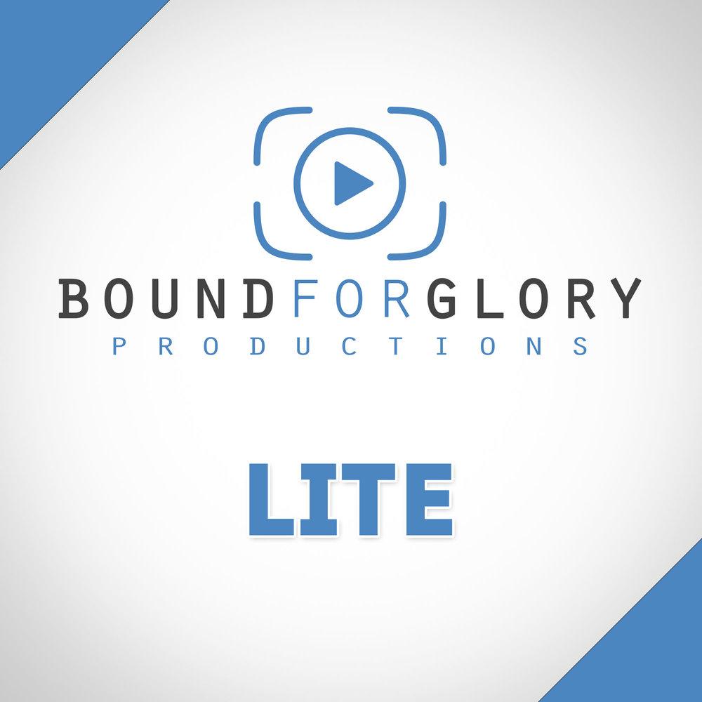 BFG Lite - $350 per month