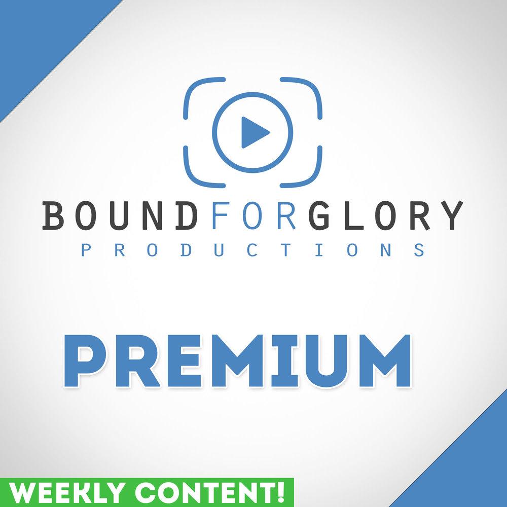 BFG Premium - $800 per month