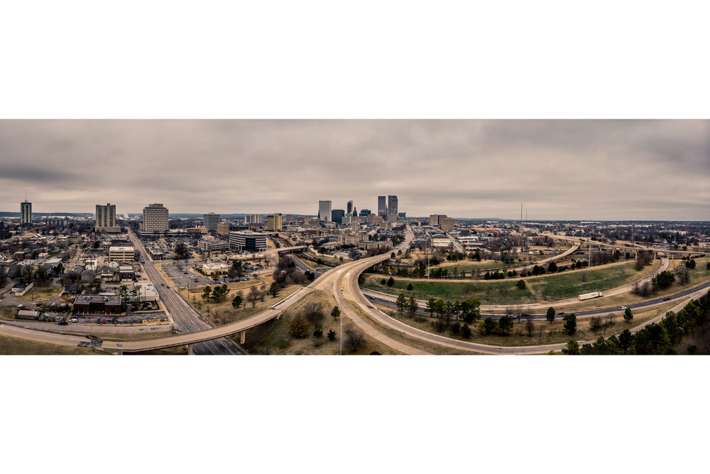 Downtown Tulsa Drone Photography Dec 17 2019 - Bound For Glory Productions.jpg