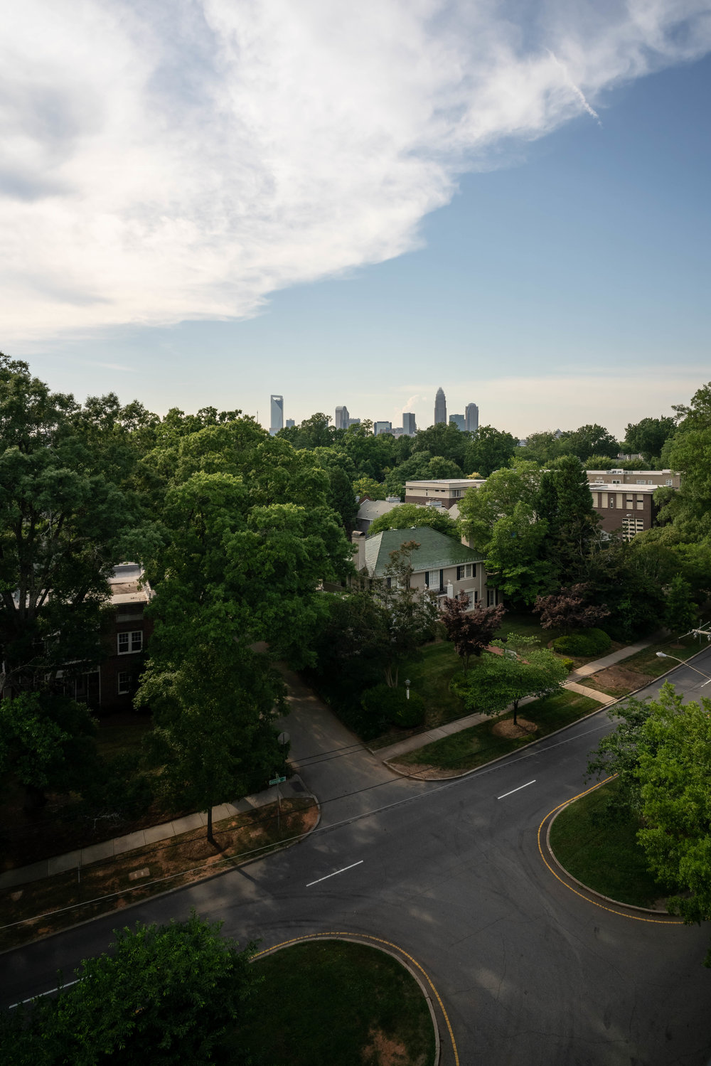 Myers Park Living - Located on the border of Eastover and Myers Park, two of Charlotte's most desirable neighborhoods.
