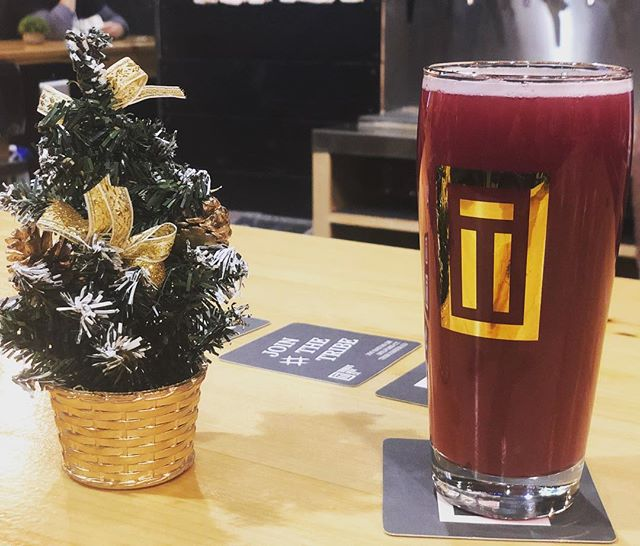 'Tis the season!  #ctbeertrail #drinklocal #jointhetribe #hopconn