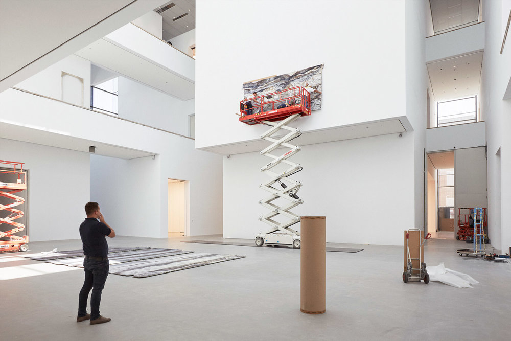 Atrium, Ebene 0  2017–08–07