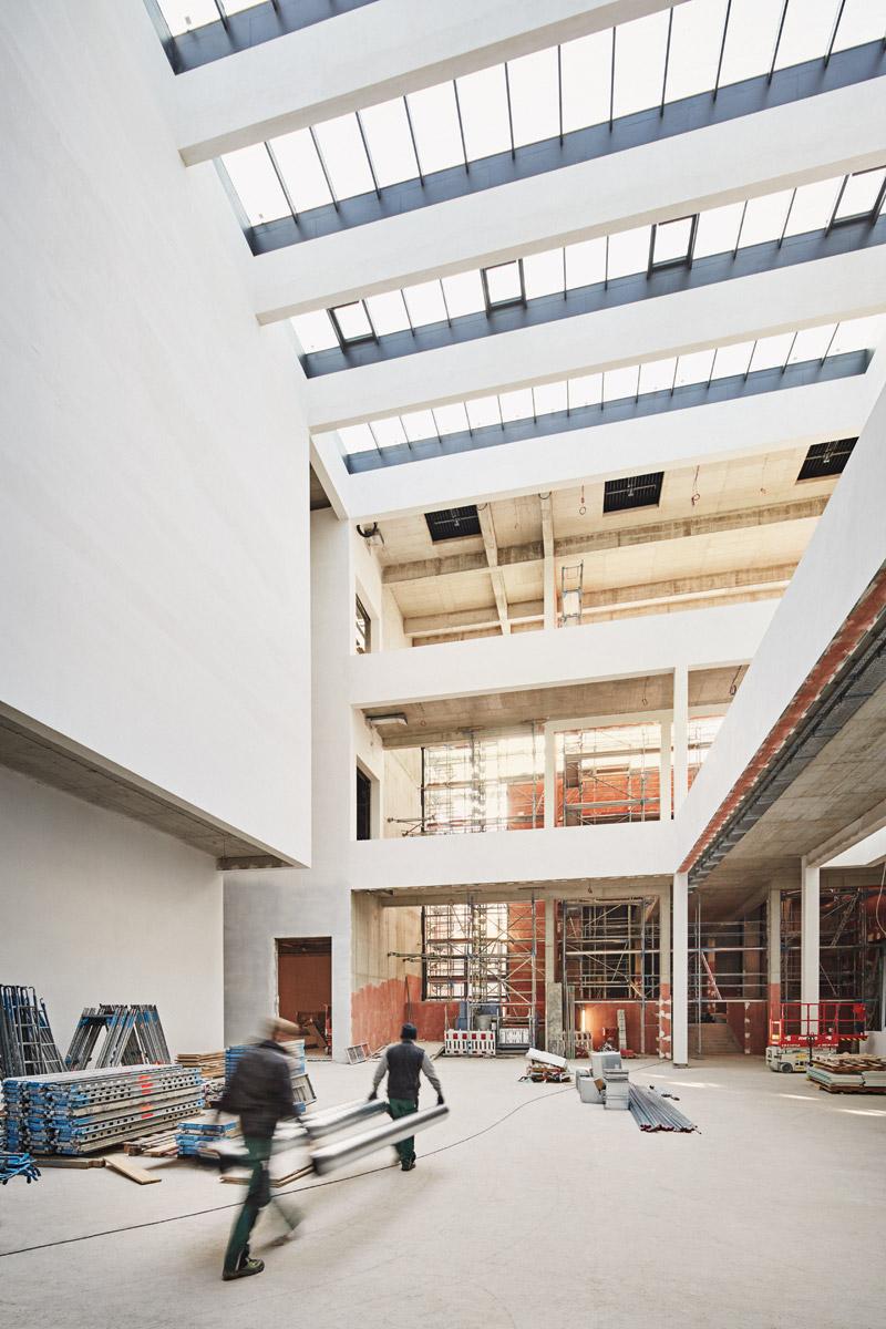 Atrium, Ebene 0  2017–01–27