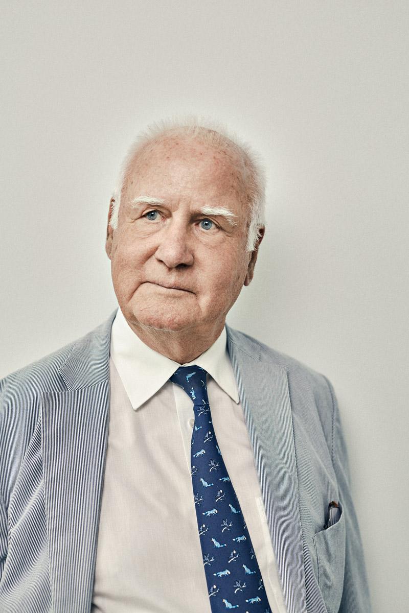 Dr. Manfred Fuchs  Vorsitzender der Stiftung Kunsthalle Mannheim
