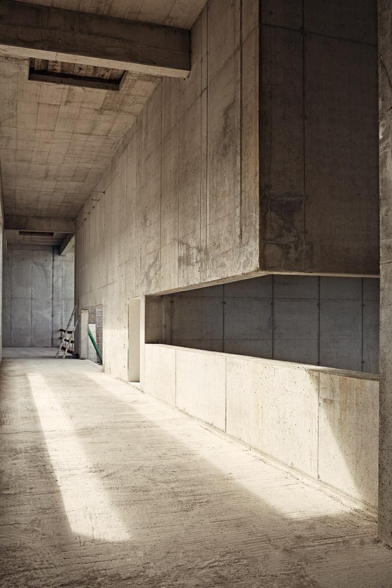Ebene 2, über der Skulpturenterrasse  2016–07–08
