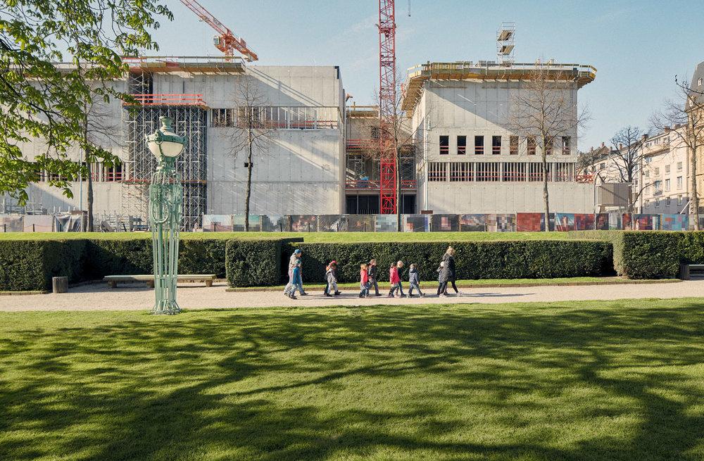 Vorderansicht, Friedrichsplatz  2016–04–08