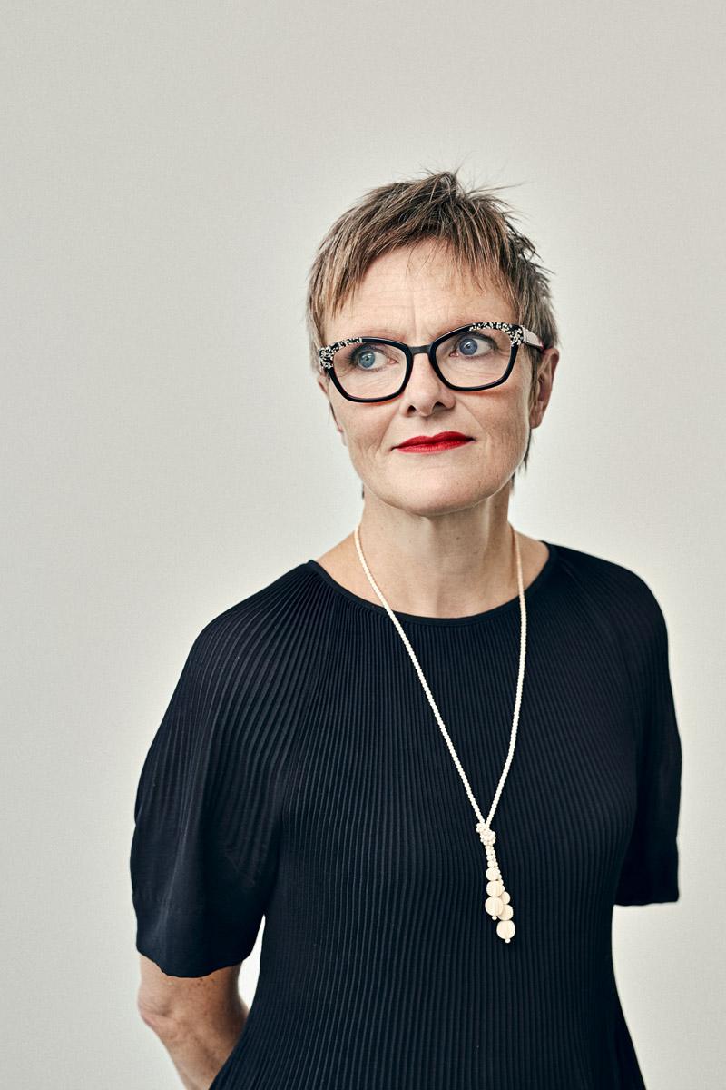 Dr. Ulrike Lorenz  Direktorin der Kunsthalle Mannheim