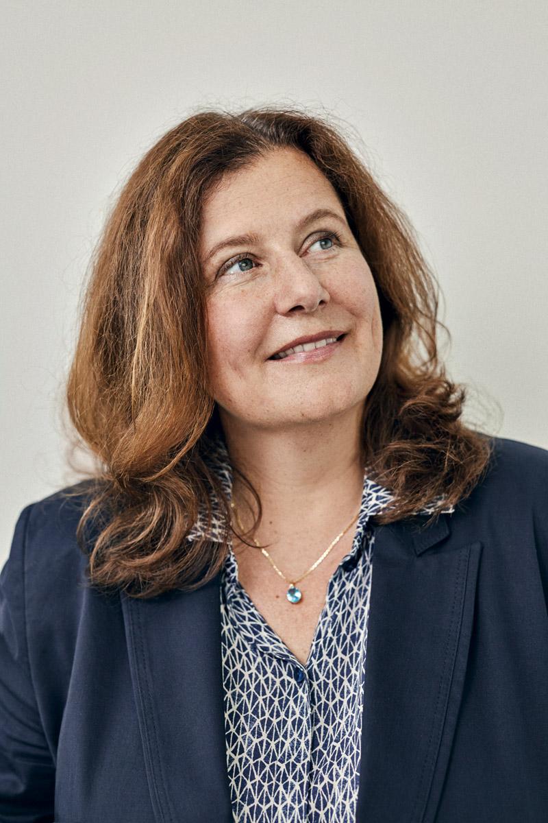 Verena Eisenlohr  Vorsitzende des Förderkreises für die Kunsthalle Mannheim