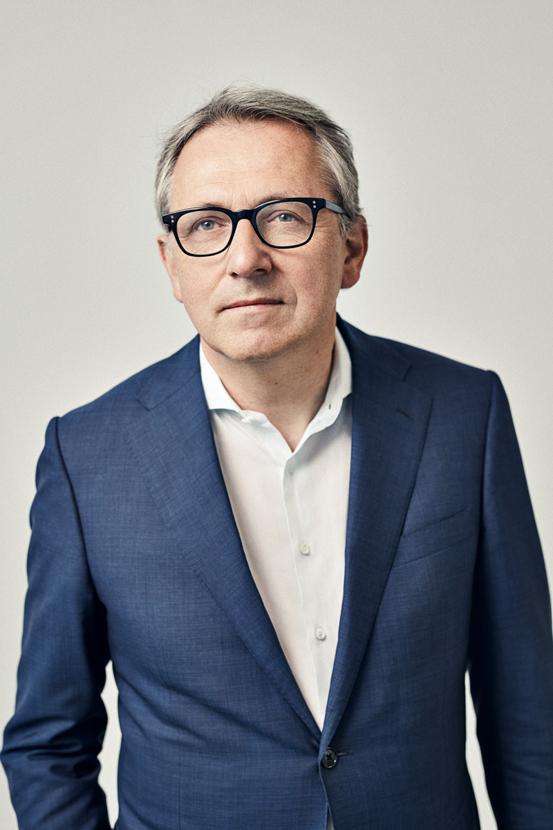 Dr. Peter Kurz  Oberbürgermeister der Stadt Mannheim