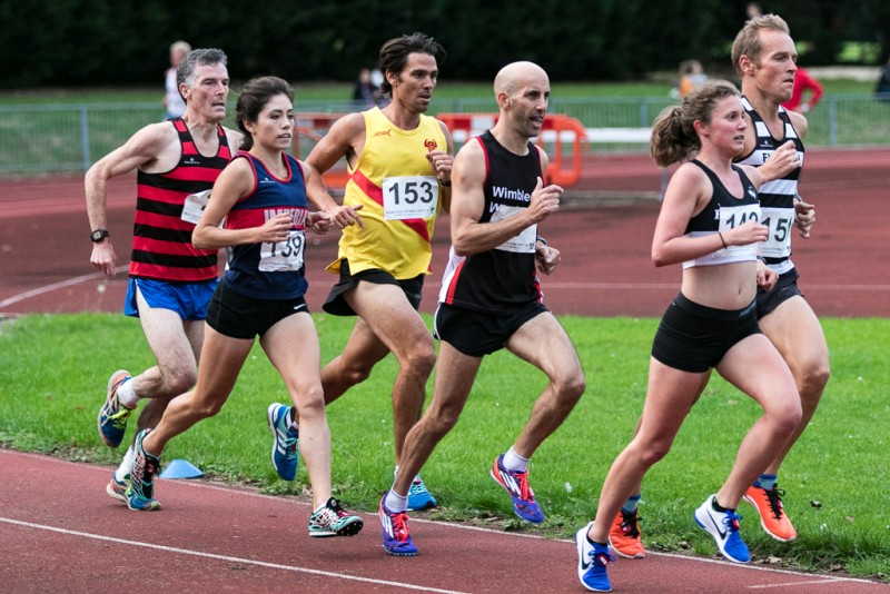 Open graded meetings: The summer series   RESULTS OF 3000M NIGHT, 1st AUGUST