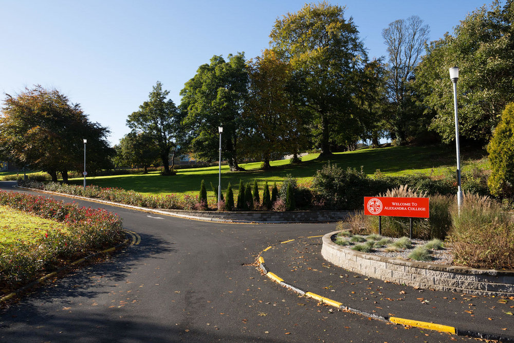 Alexandra College Entrance