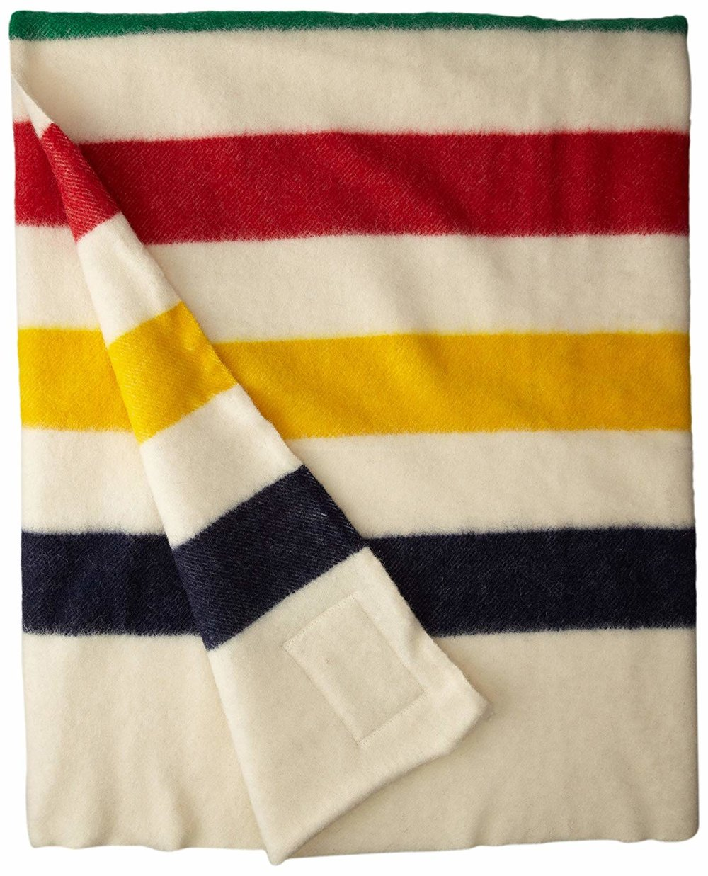HUDSON BAY 4 POINT BLANKET BY WOOLRICH