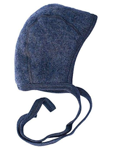 ENGEL MERINO WOOL FLEECE BABY HAT