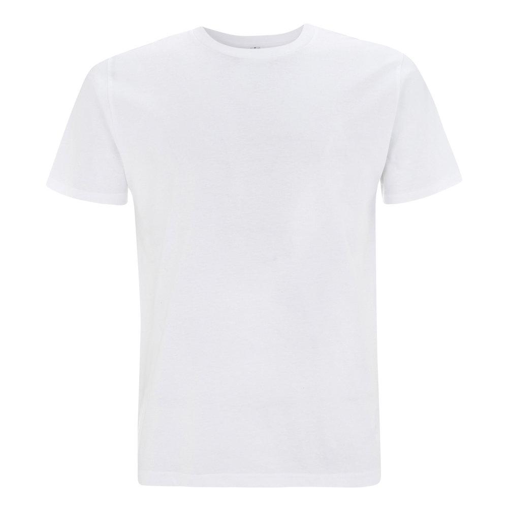 100 x EP01 Organic CottonUnisex T-shirts.£470 -