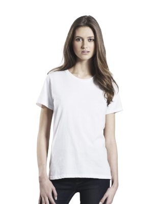 EP02 Womens Classic Jersey T-shirt  100% Combed Organic Cotton Jersey 145g  More details >